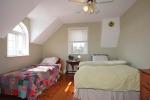 One of nine bedrooms at 453 Dobbie Road