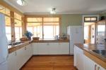 Kitchen work area at 453 Dobbie Road